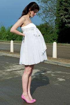 Можно ли носить высокие каблуки при беременности?