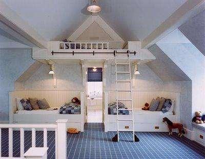 Как обустроить интерьер комнаты для молодого человека