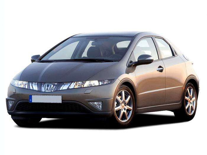 honda civic 5d хэтчбек 2008