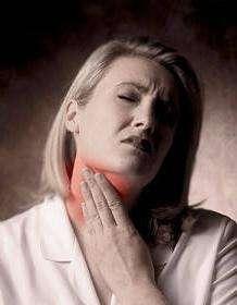 Воспаленный лимфоузел на шее - повод для серьезного беспокойства