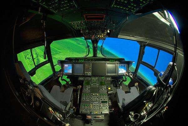 Симулятор вертолета: мечта любого мальчишки