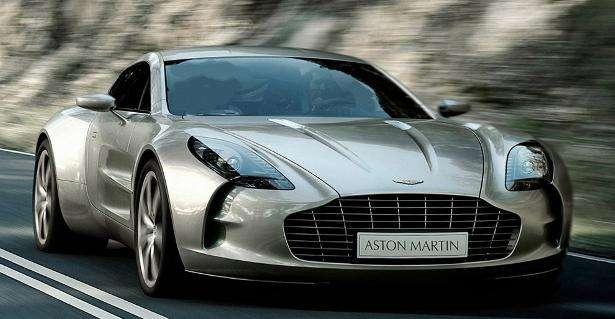 Aston Martin One 77: суперкар за полтора миллиона долларов