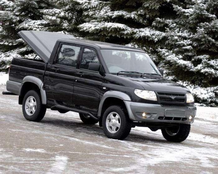 «УАЗ-Пикап»: технические характеристики, цена, комплектация, тюнинг, отзывы и фото