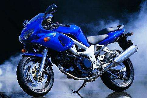 Suzuki SV 650, дорожный мотоцикл со спортивным характером