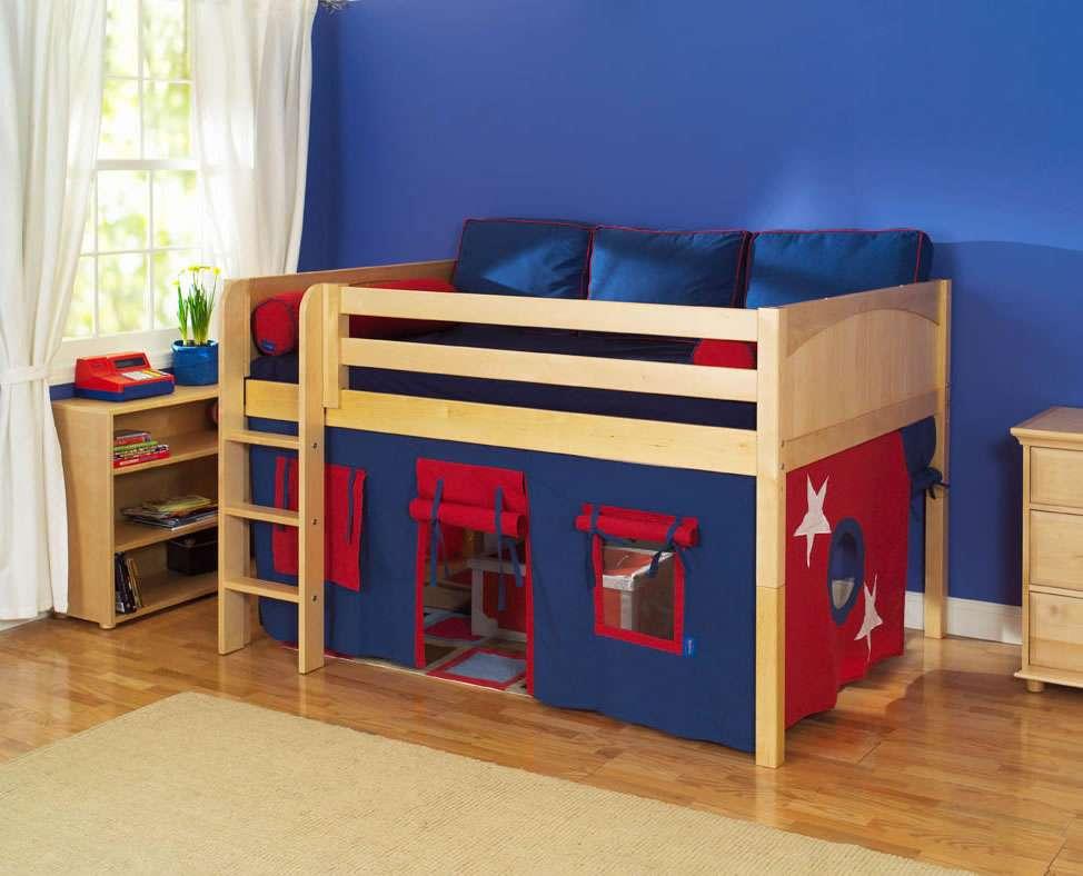Кровать-чердак «Малыш»: особенности, модели и отзывы