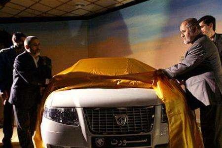 """Саманд"" (машина). Samand: иранские автомобили"