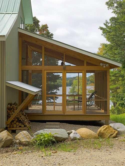 Как построить веранду к дому своими руками - пошаговая инструкция, рекомендации и идеи