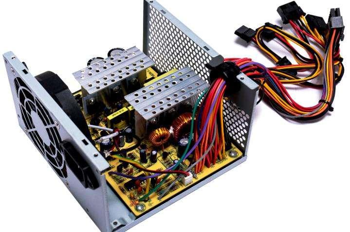 Устройство и ремонт блока питания компьютера