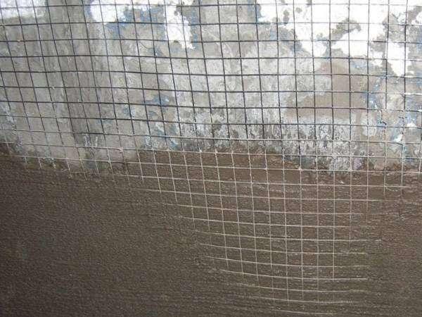 Сетка для штукатурки стен: разновидности и сферы применения