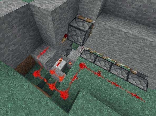 Интересные Minecraft-механизмы
