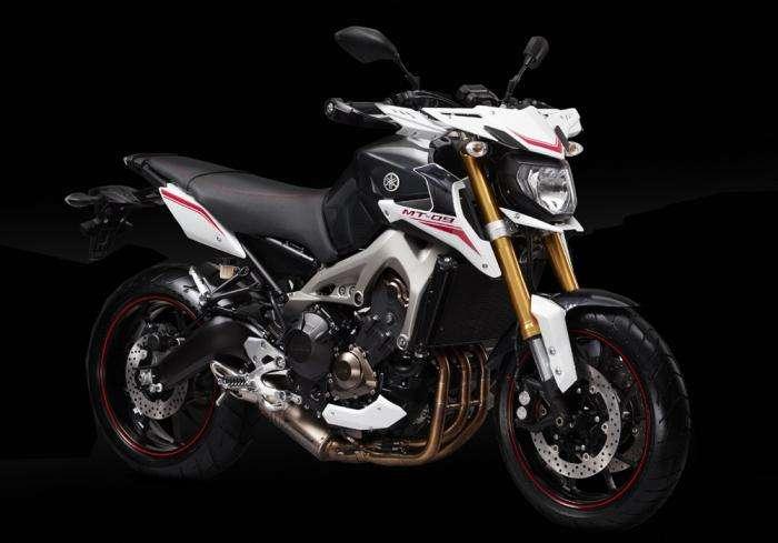 Yamaha MT-09 – современный мотоцикл