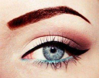 Как убрать синие круги под глазами?