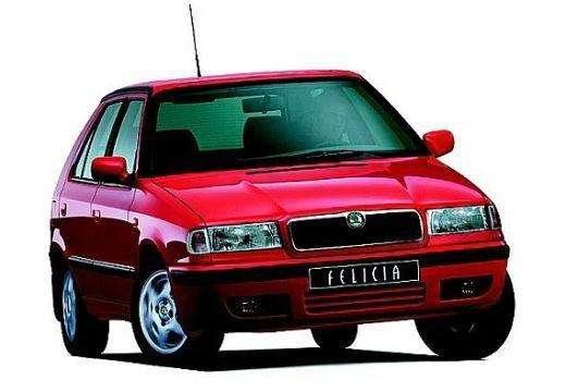 Skoda Felicia - надежный автомобиль эконом-класса