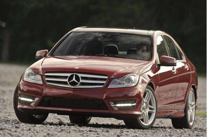 Обзор автомобиля Mercedes-Benz C-class