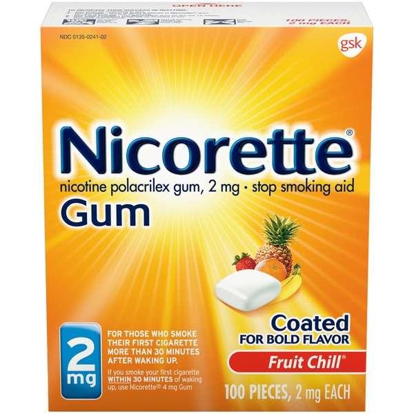 """Жевательная резинка """"Никоретте"""": инструкция по применению, побочные эффекты, отзывы"""