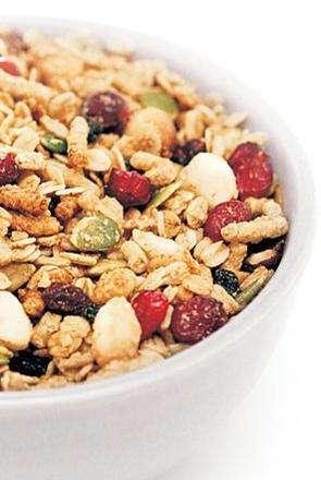 Здоровое питание: польза и вред мюсли