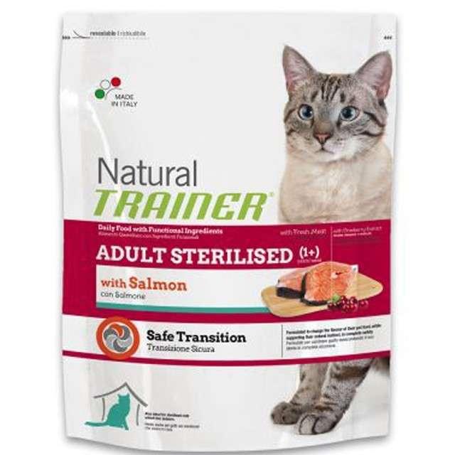 Корм для кошек Trainer: состав, описание, отзывы