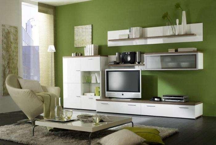 Стенки, горки для гостиной - важный элемент любого интерьера