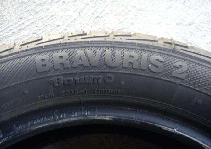 Bravuris 2 Barum: отзывы. Резина Barum Bravuris 2