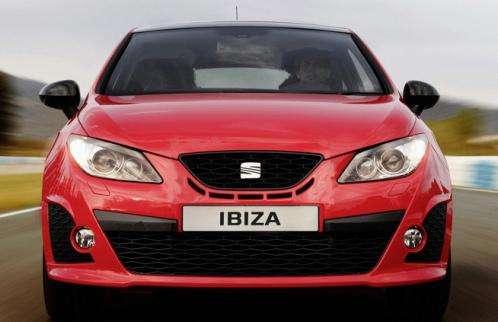 Seat Ibiza - компактный автомобиль испанского происхождения