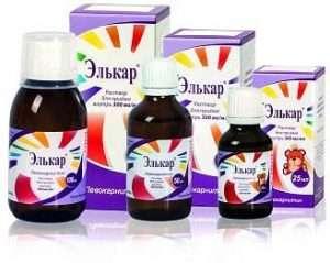 Витамины «Элькар»: отзыв и применение