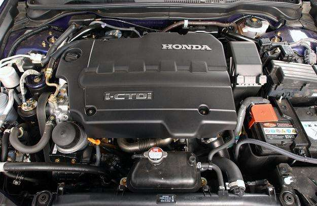 Honda Accord 7 отзывы