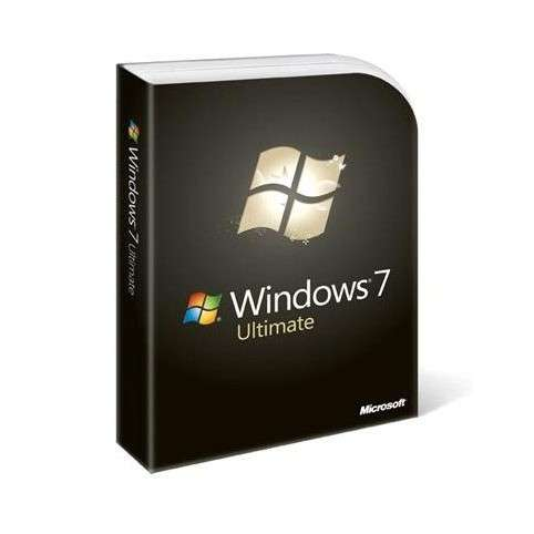 Купить Windows 7 Ultimate.