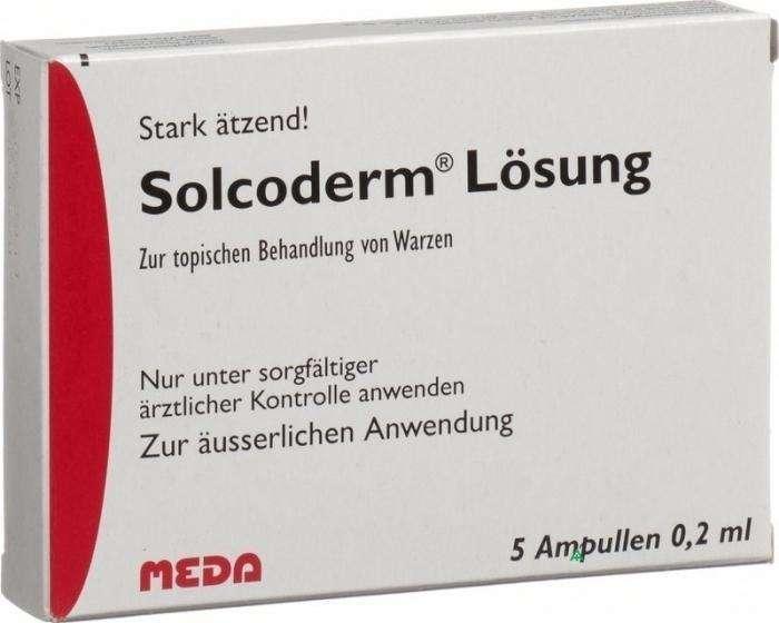 Лекарственное средство «Солкодерм»: отзывы и применение