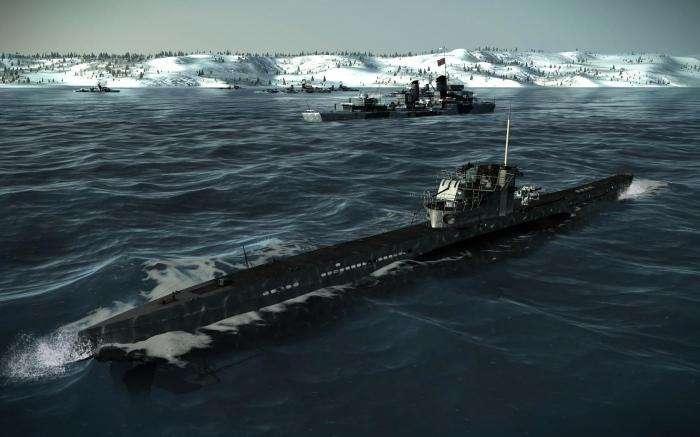Симулятор подводной лодки: серьезная и специфичная игра для настоящих морских волков