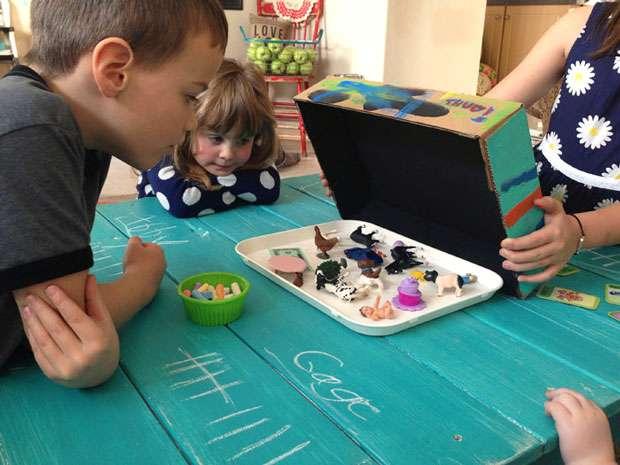 Познавательные и логические игры для ребенка в 4 года