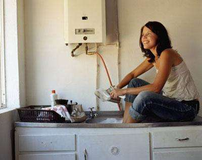 Выбираем проточный водонагреватель для квартиры