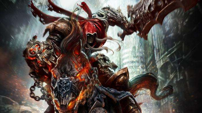 darksiders wrath of war прохождение