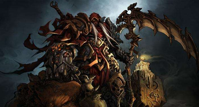 darksiders wrath of war тренер