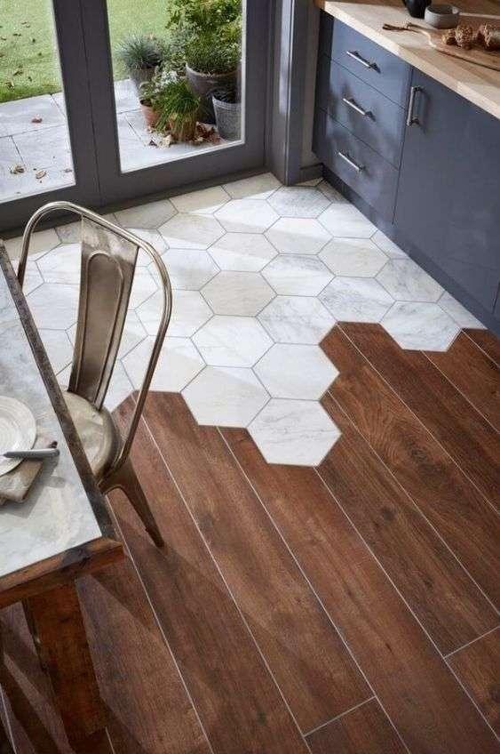 Напольная плитка для кухни и коридора: обзор, производители, рейтинг