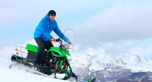 Снегоход «Динго 150»: отзывы и технические характеристики