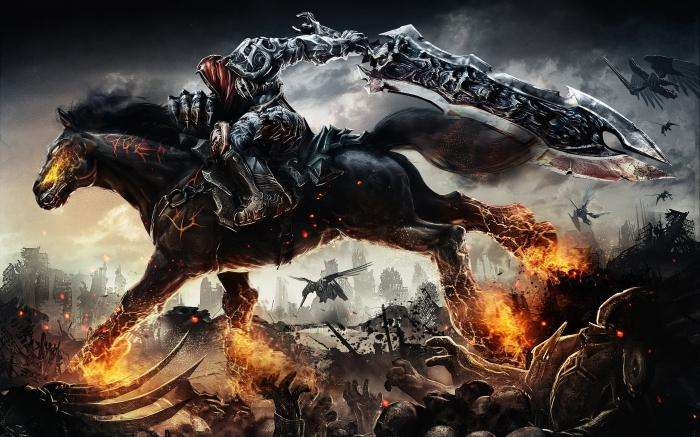 игра darksiders wrath of war