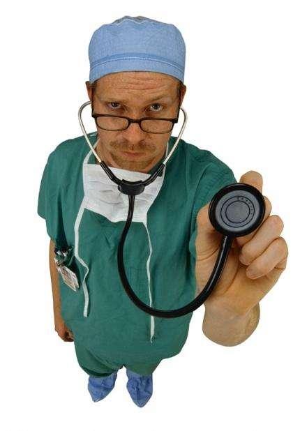 Фтизиатр - это врач, который лечит туберкулёз