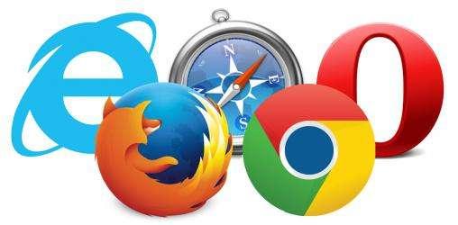 Список браузеров, которые популярны сегодня