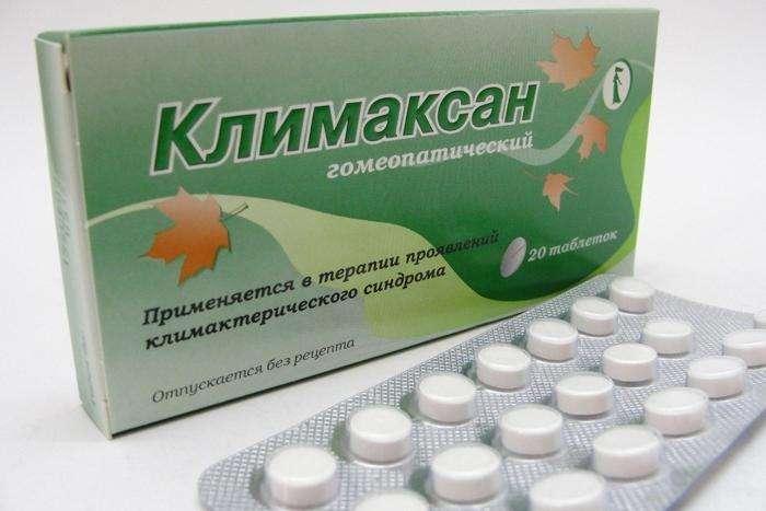 Препарат «Климаксан»: отзывы и показания к применению