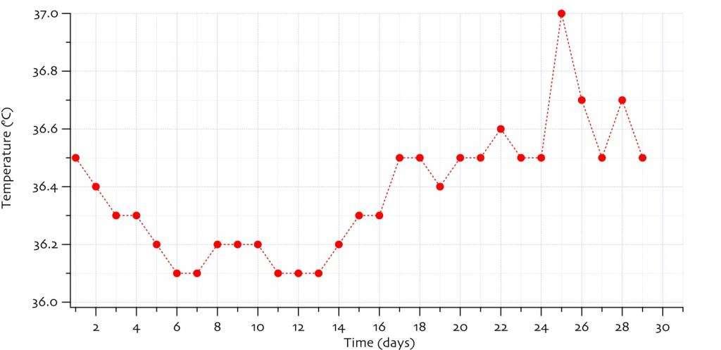 Как измерять базальную температуру при беременности: правила измерения