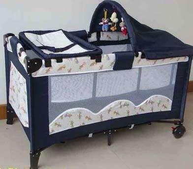 Кровати-манежи - характеристика и описание