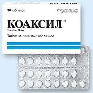 """Трициклический антидепрессант """"Коаксил"""": инструкция по использованию"""