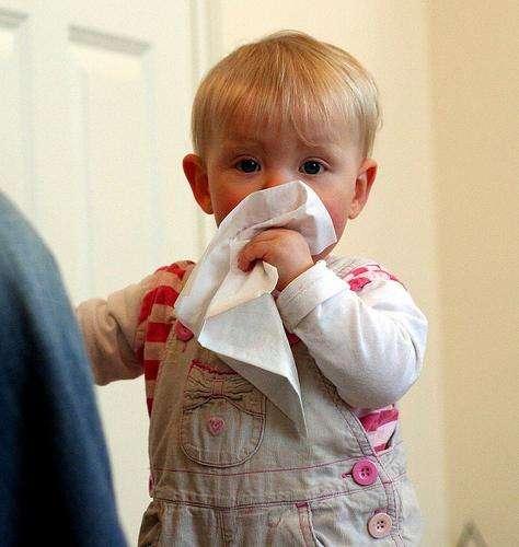 Заложенность носа у детей: причины и лечение