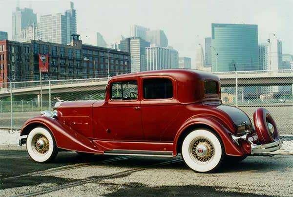 Развитие автомобильной отрасли. Старинные машины.