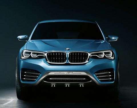 BMW X4: технические характеристики, тест-драйв