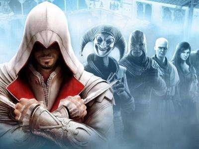 Assassins Creed: Brotherhood - прохождение продолжения знаменитой истории об ассасине