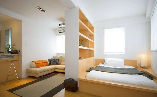 Интерьер спальни-гостиной: идеи и советы по оформлению