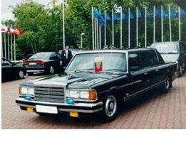 ЗИЛ-117 -  вечно живущий автомобиль