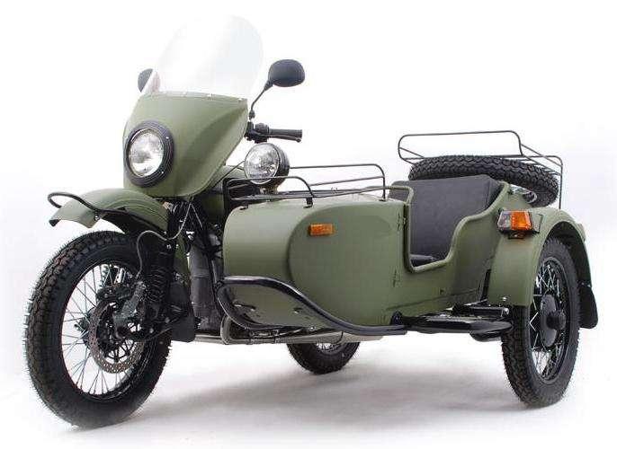 Советские мотоциклы. Мотоциклы СССР (фото)