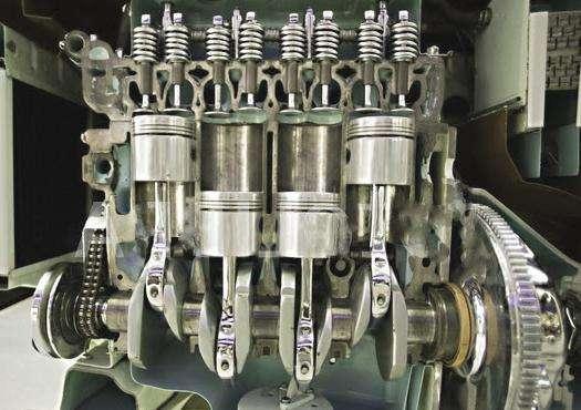 Описание двигателя на автомобилях разных моделей